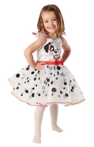 Costume Ballerina La carica dei 101™ per bambina