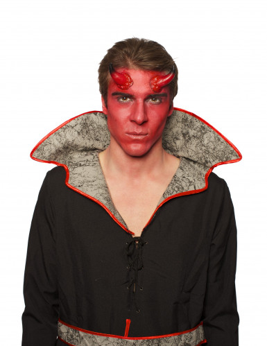 Kit trucco demone adulto Halloween-2