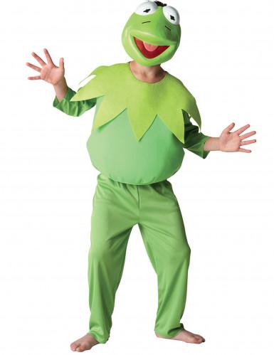 Costume Kermit Muppets Show™ bambino