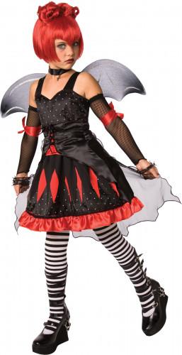 Costume principessa pipistrello bambina