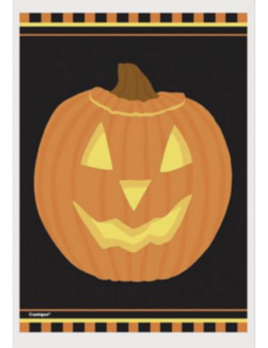 50 sacchetti per caramelle zucca - Halloween