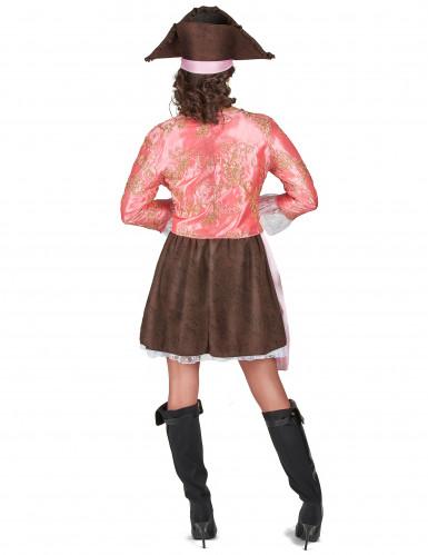 Costume pirata donna rosa-2