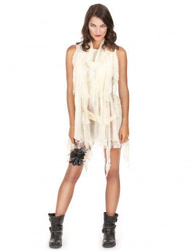 Costume mummia gotica donna