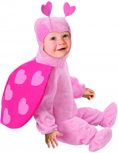 Costume coccinella neonata