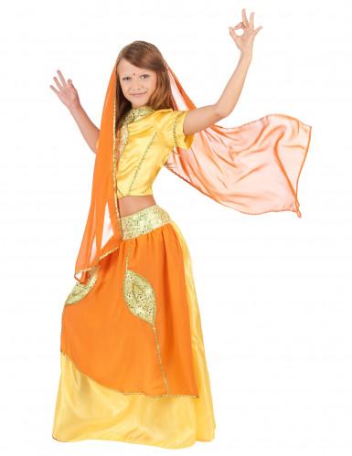 Costume Bollywood principessa bambina-1