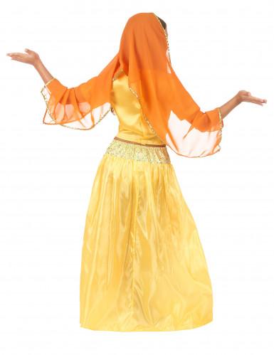 Costume Bollywood principessa bambina-2