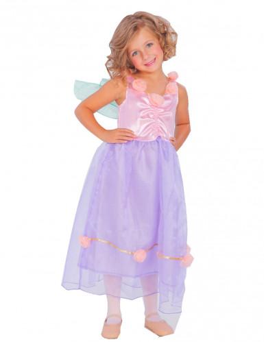 Costume fata confetto bambina