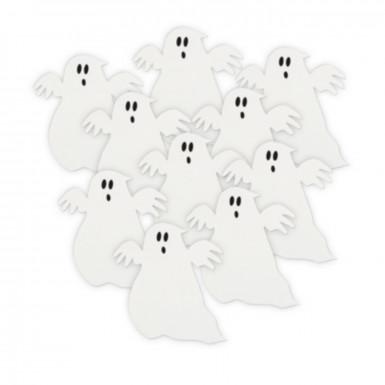 Decorazioni tavola fantasma Halloween