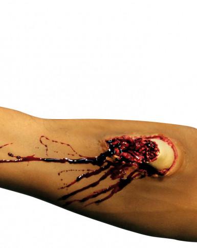 Finta ferita braccio adulto