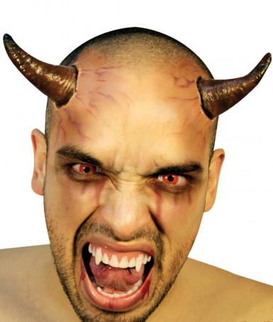 Corna diaboliche adulto Halloween