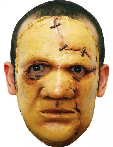 Maschera killer giallo adulto Halloween