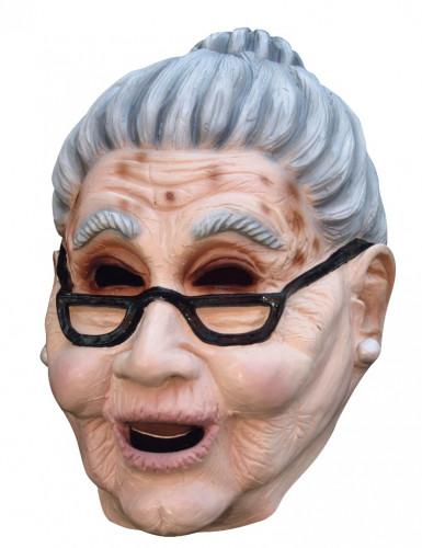 Maschera nonna adulti