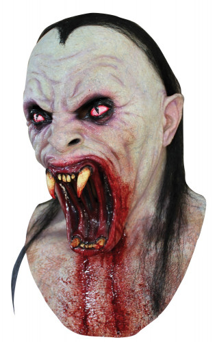 Maschera uomo vipera adulti Halloween