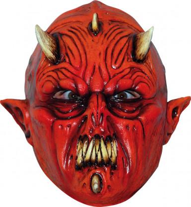 Maschera mostro demoniaco adulti Halloween