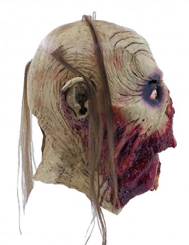 Maschera zombie sanguinante adulti Halloween-2