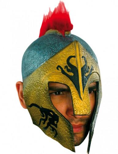 Maschera centurione adulto Halloween