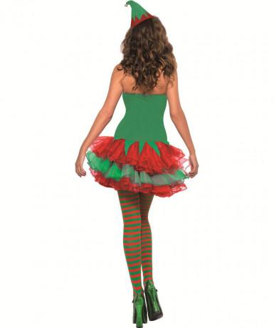 Costume elfo sexy adulto donna-1