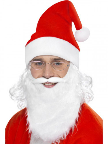 Kit Babbo Natale adulto complemento costume