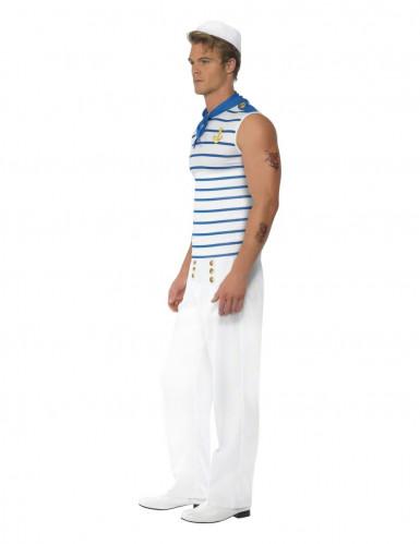Costume marinaio adulto uomo-2