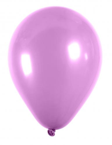 24 palloncini rosa 25 cm
