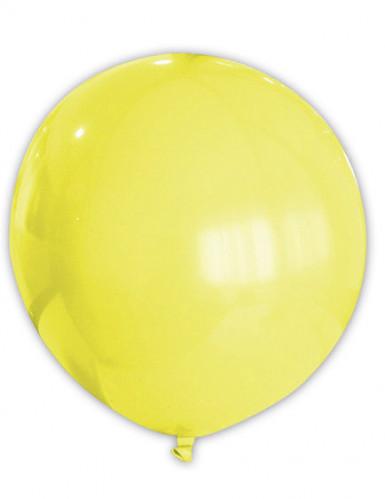Palloncino gigante giallo
