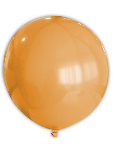 Palloncino gigante arancione