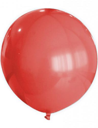 Palloncino gigante rosso