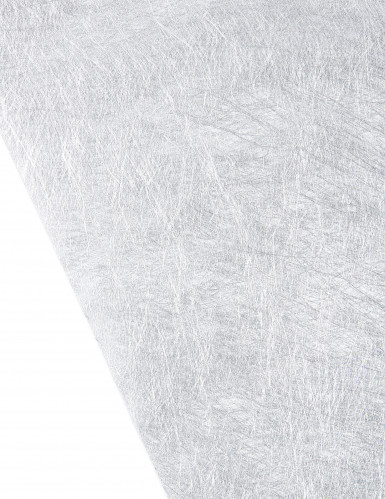 Runner da tavola argento metallizzato-1