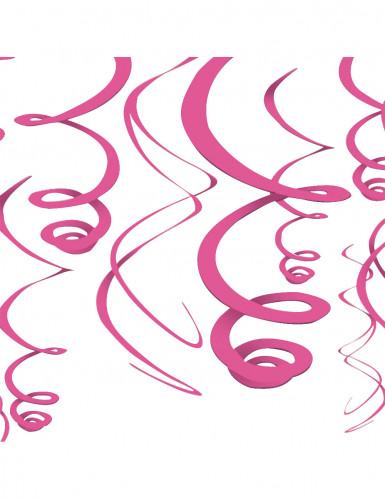 Decorazioni da appendere rosa