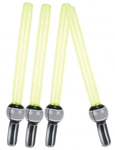 4 Spade laser gonfiabili