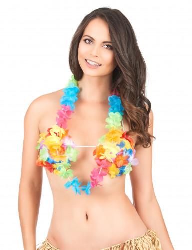 Collana Hawai Adulto Multicolore-1