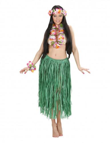Set Hawai Fiori Adulto