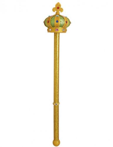 Scettro reale dorato-1