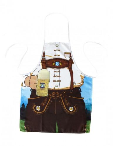 Grembiule uomo bavarese-1