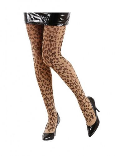 Calze leopardate adulto