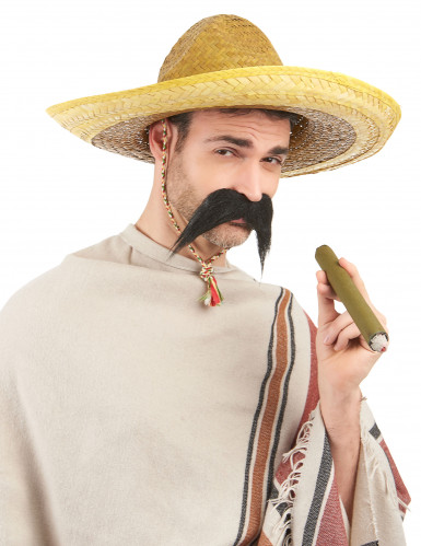 Sombrero messicano giallo adulto-1