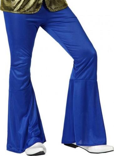 Pantalone disco blu scuro uomo