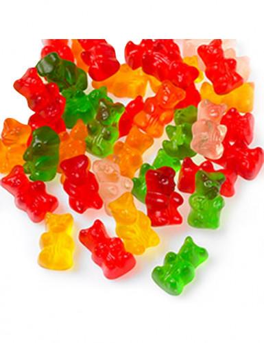 Sacchetto di caramelle Haribo orso dorato-1