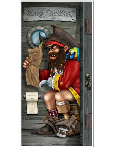 Decorazione per porta Pirata