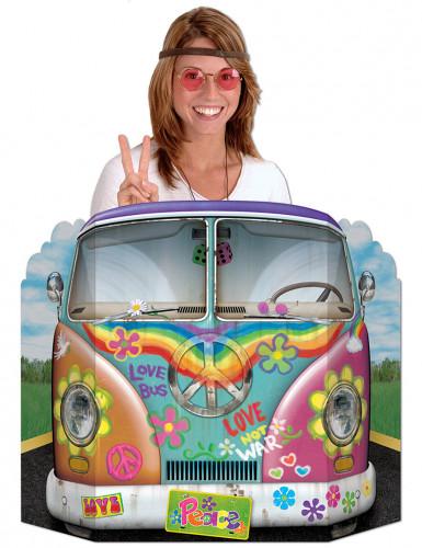 Cartellone per foto Hippy