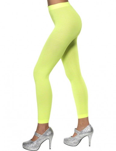 Collant verdi fluo donna