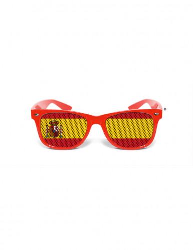 Occhiali da sole umoristici Bandiera Spagna