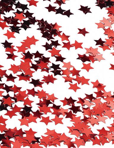 Stelline di Natale rosse-2