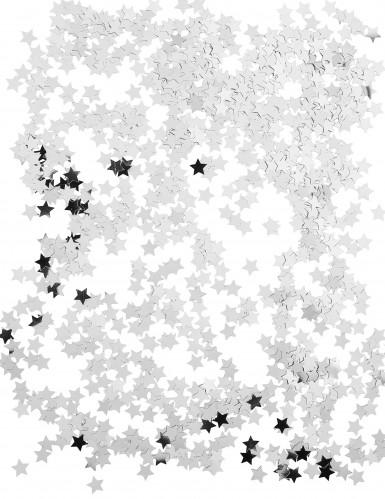 Stelline di Natale argentate-1