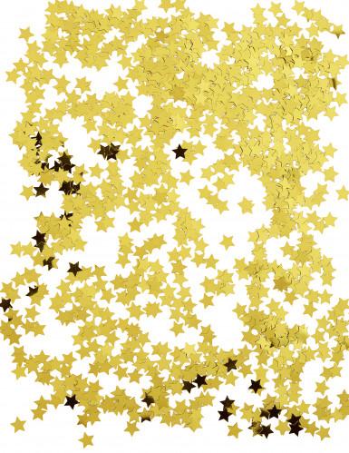 Stelline di Natale dorate-1