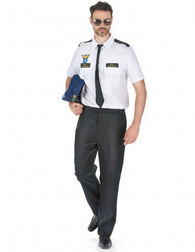 Costume pilota d'aereo uomo