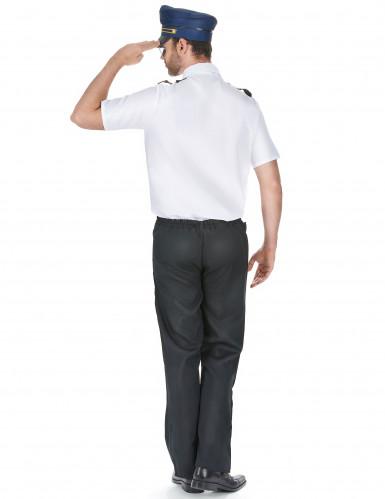 Costume pilota d'aereo uomo-2