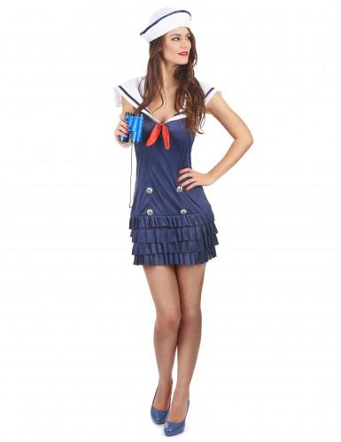 Costume marinaio sexy donna