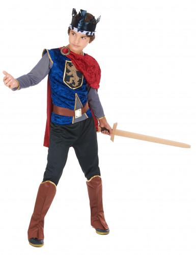 Costume re medioevo bambino-1
