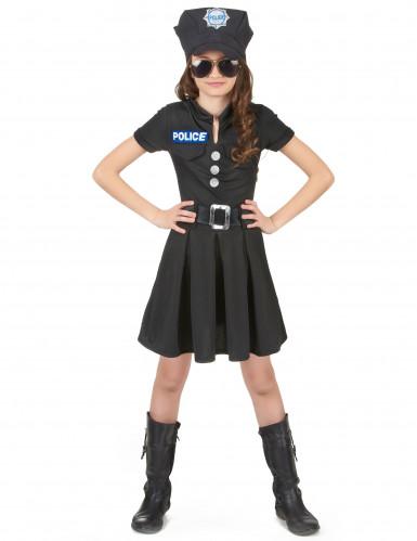 Costume da poliziotta bambina